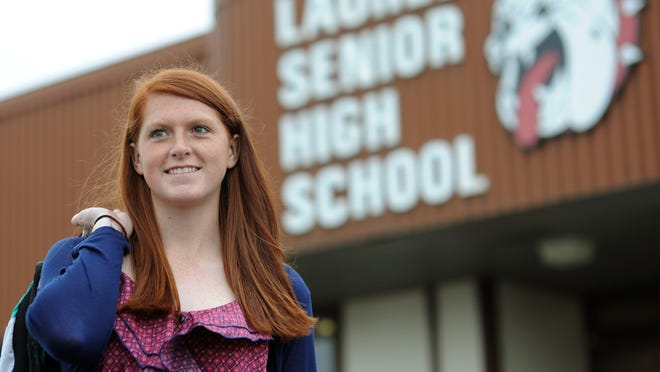 Gaby Culver plans to study pre-nursing.