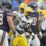 Jamaal Williams makes special delivery when Packers need it most