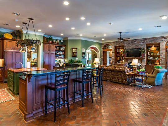 Kitchen and Bath Cottage designed many of the custom