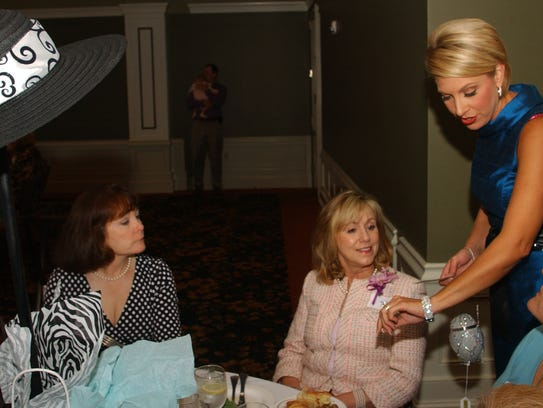 Brunch at Tiffany's fundraiser for March of Dimes at