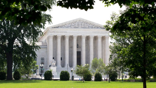 The Supreme Court on June 18, 2015.