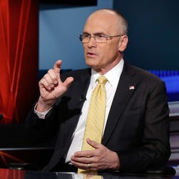 Carl's Jr./Hardees CEO Andy Puzder, Trump's pick for Labor, retires