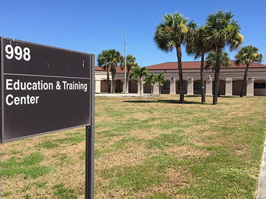 Eastern Florida State College classes will start on Patrick Air Force Base in October at the Education & Training Center.