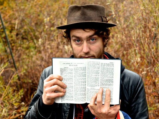 Portland musician An American Forrest plays folk- and country-influenced Americana.
