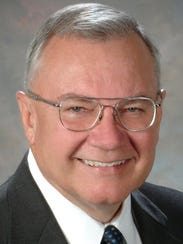 Greenville County Council Vice Chairman Butch Kirven