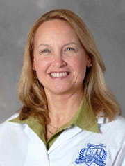 Sports medicine physician Dr. Patricia Kolowich.