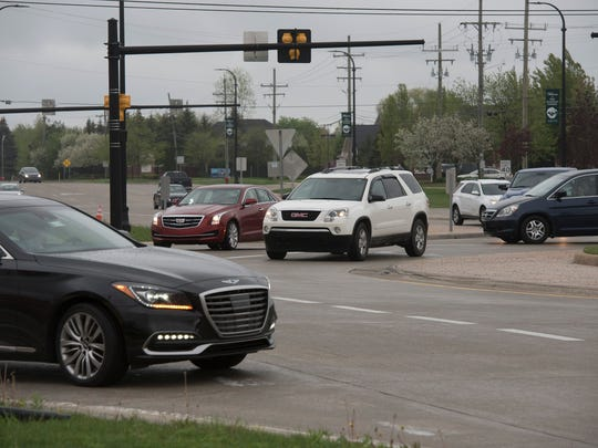 The roundabout at 14 Mile and Orchard Lake Roads is fourth most dangerous intersection in the state.