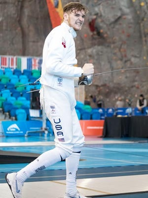 St. John's University senior and former Pompton Lakes High School standout fencer Cooper Schumacher  claimed the NCAA men's epee title last week in Indianapolis, IN.