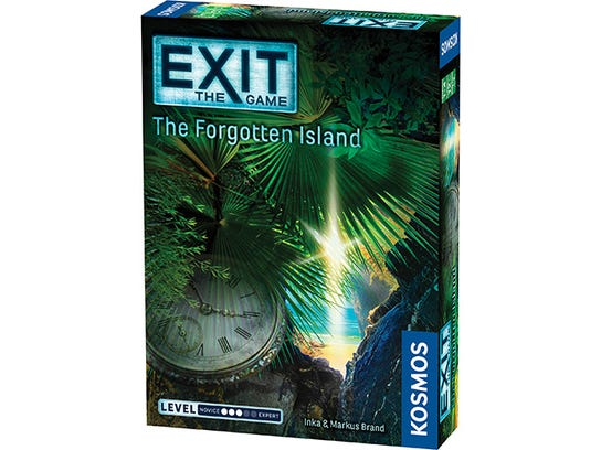 For those shipwrecked on the beach of this forgotten island, a chained boat is the only hope — but the mysterious owner has left puzzles over the whole island. Will the team solve them, free the boat, and escape?