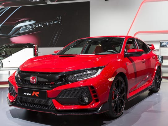 The only question is if the Honda Type R's front-wheel