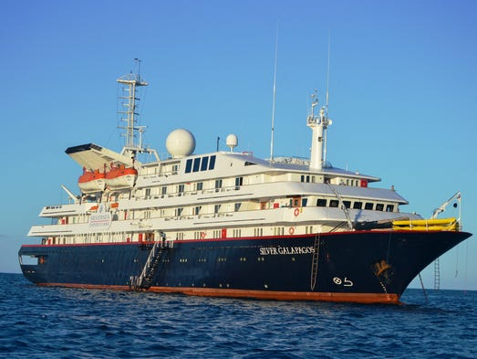 Billed as the most luxurious expedition ship in the