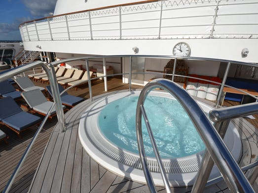 Cunard 39 S Queen Victoria To Get A Makeover