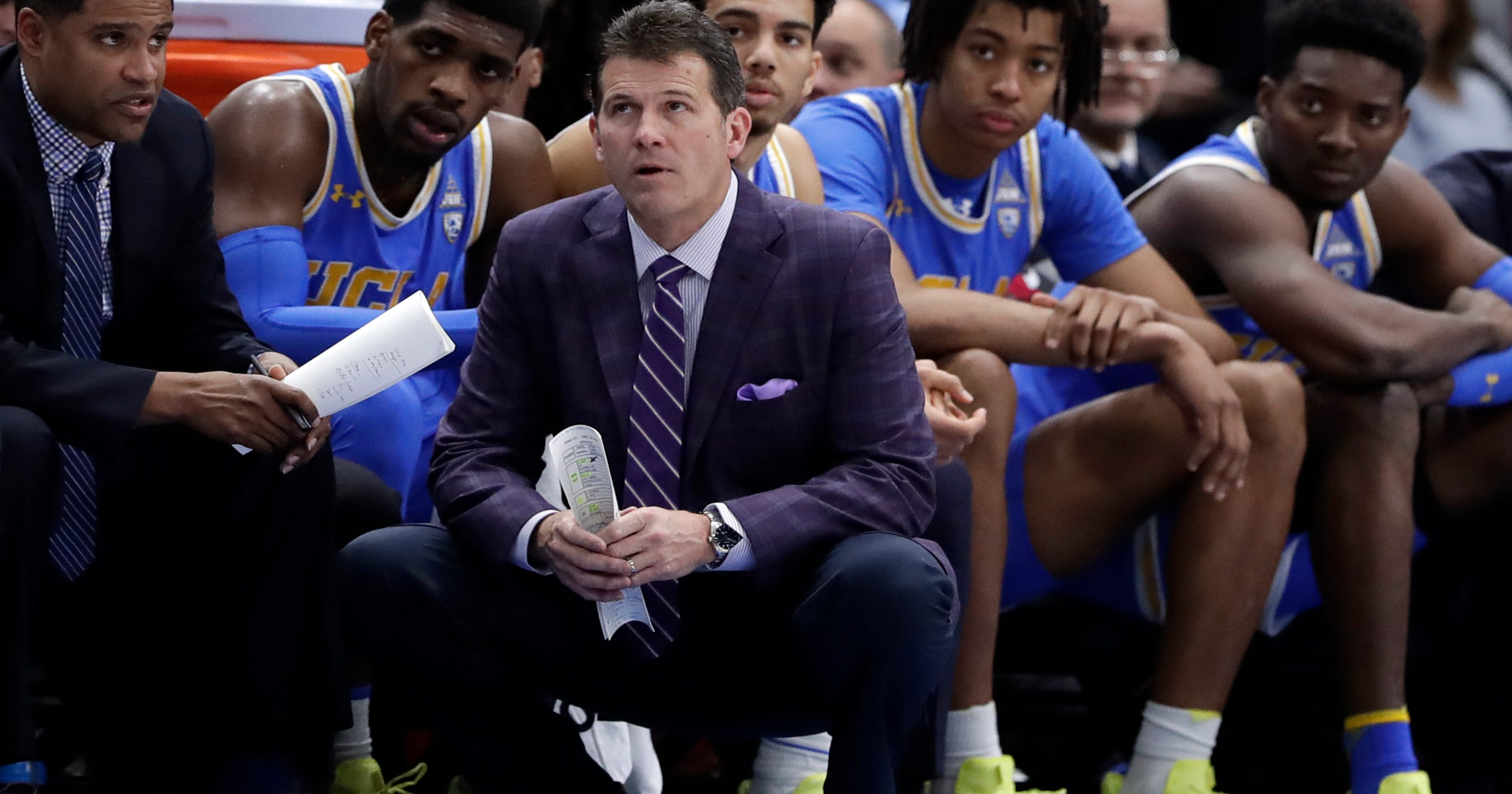 22b0eba45 UCLA basketball: Steve Alford abruptly fired after five-plus seasons