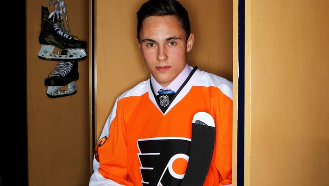 German Rubtsov, the Flyers' first-round pick in June, is not having much luck breaking his Russian contract.