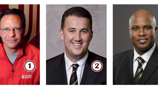 Top-paid coaches in Indiana