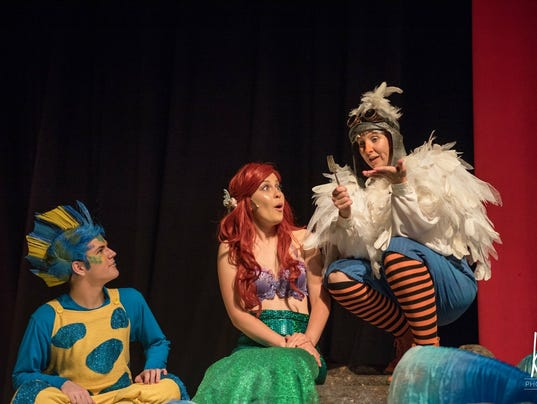 Muncie Civic Theatre The Little Mermaid