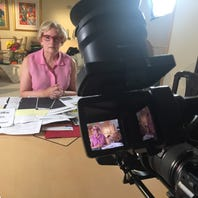 Behind the scenes filming Alzheimer's documentary