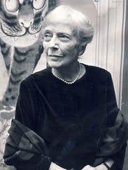 Alice Roosevelt Longworth, daughter of President Theodore
