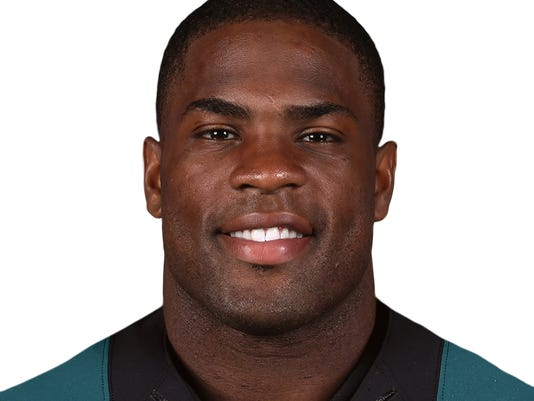 File-This is a 2015 file photo of DeMarco Murray of the Philadelphia Eagles NFL football team. he Tennessee Titans agreed to acquire Murray in a trade with Philadelphia, trying to land the running back threat they've lacked since releasing Chris Johnson. Murray also agreed to rework the five-year, $40 million contract with $21 million guaranteed he signed with Philadelphia last year, the person told The Associated Press on Monday, March 7, 2016. The person spoke on condition of anonymity because the deal will not be announced until Wednesday.  (AP Photo/File)