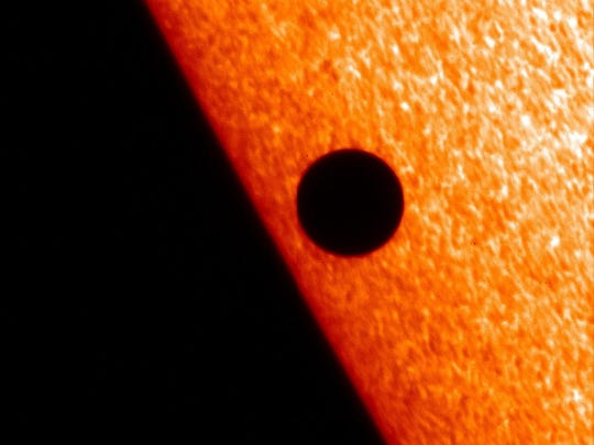 Transit of Mercury is a rare event.