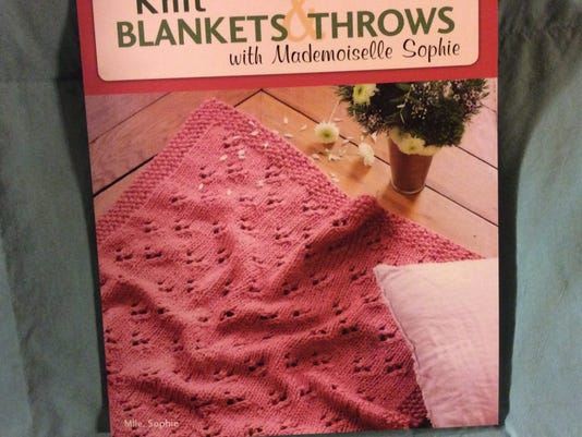 a new book of 18 patterns, most of which are easy to do.