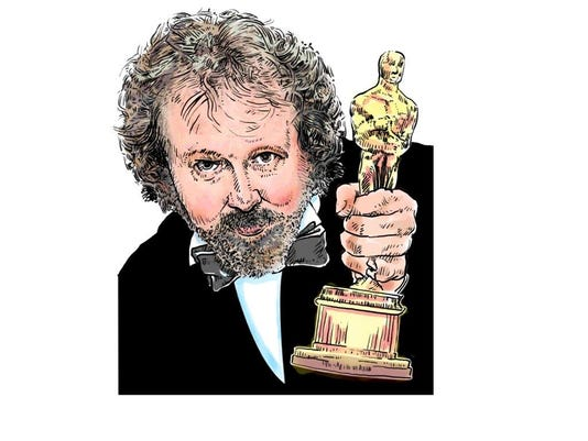 Hinson Oscar show art
