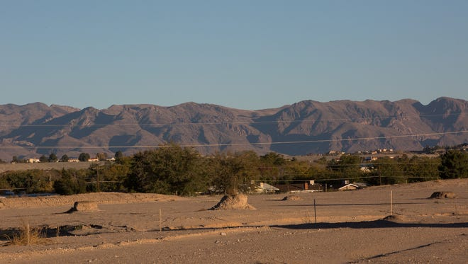 A 2016 file photo of the 110-acre site of the former Las Cruces Country Club at 2700 N. Main Street, which declared bankruptcy in 2016.
