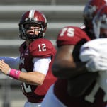 Troy quarterback Brandon Silvers has a 65 percent career completion percentage for more than 4,200 yards with 31 touchdowns against 10 interceptions