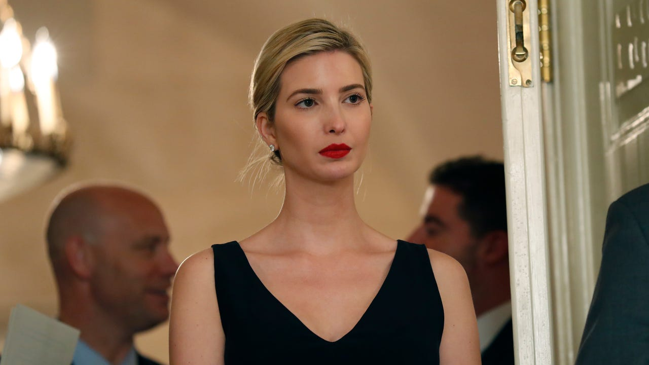 efe88760c Ivanka Trump blindsided by 'level of viciousness' against her father