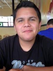 Alfredo Hernandez.