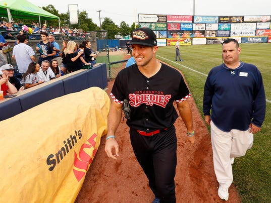 Minor League Baseball: Binghamton Rumble Ponies at Trenton Thunder
