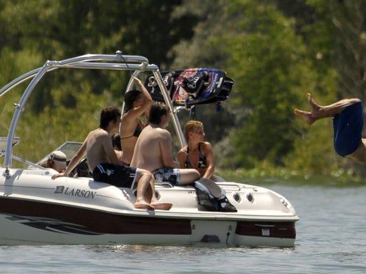 no swim boating lcl VRH