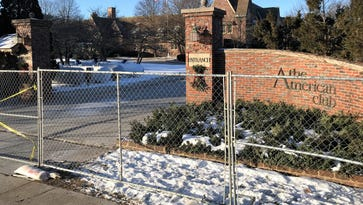 Streetwise: American Club closed for parking lot renovation