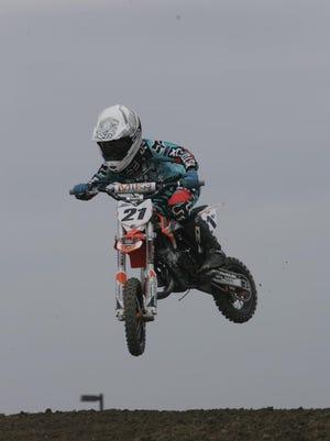 Visalia's Enzo Temmerman, 9, will be racing motocross for Team USA in the 24MX Master Kids on July 15-17 in Verdun, France.