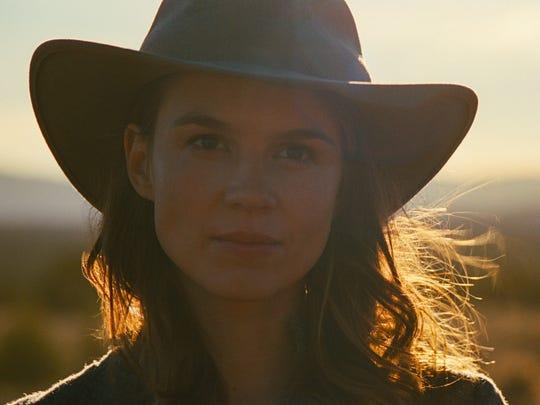 "Emily (Katja Herbers) in ""Westworld."""