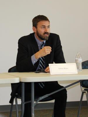"""Sellus Wilder, a progressive leader in Kentucky, will speak at """"Understanding the Third Party Voice."""""""