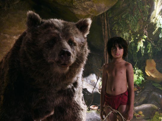 """Disney's live-action """"The Jungle Book"""" has been one"""
