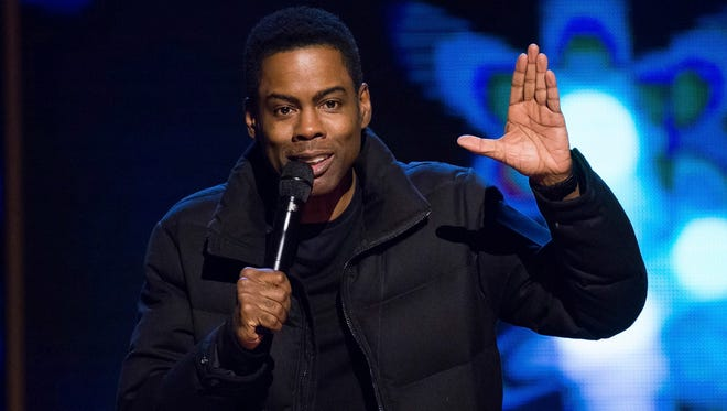 Chris Rock will perform May 3 at Old National Centre.