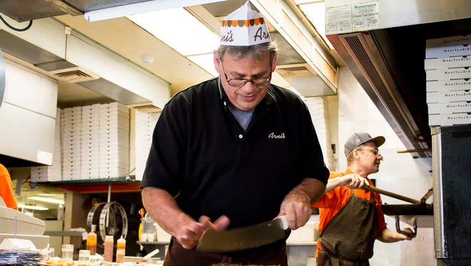 A retirement party for Dave Stone is planned for Aug. 31 at the Arni's in Market Square, where he has worked for the past 42 years.