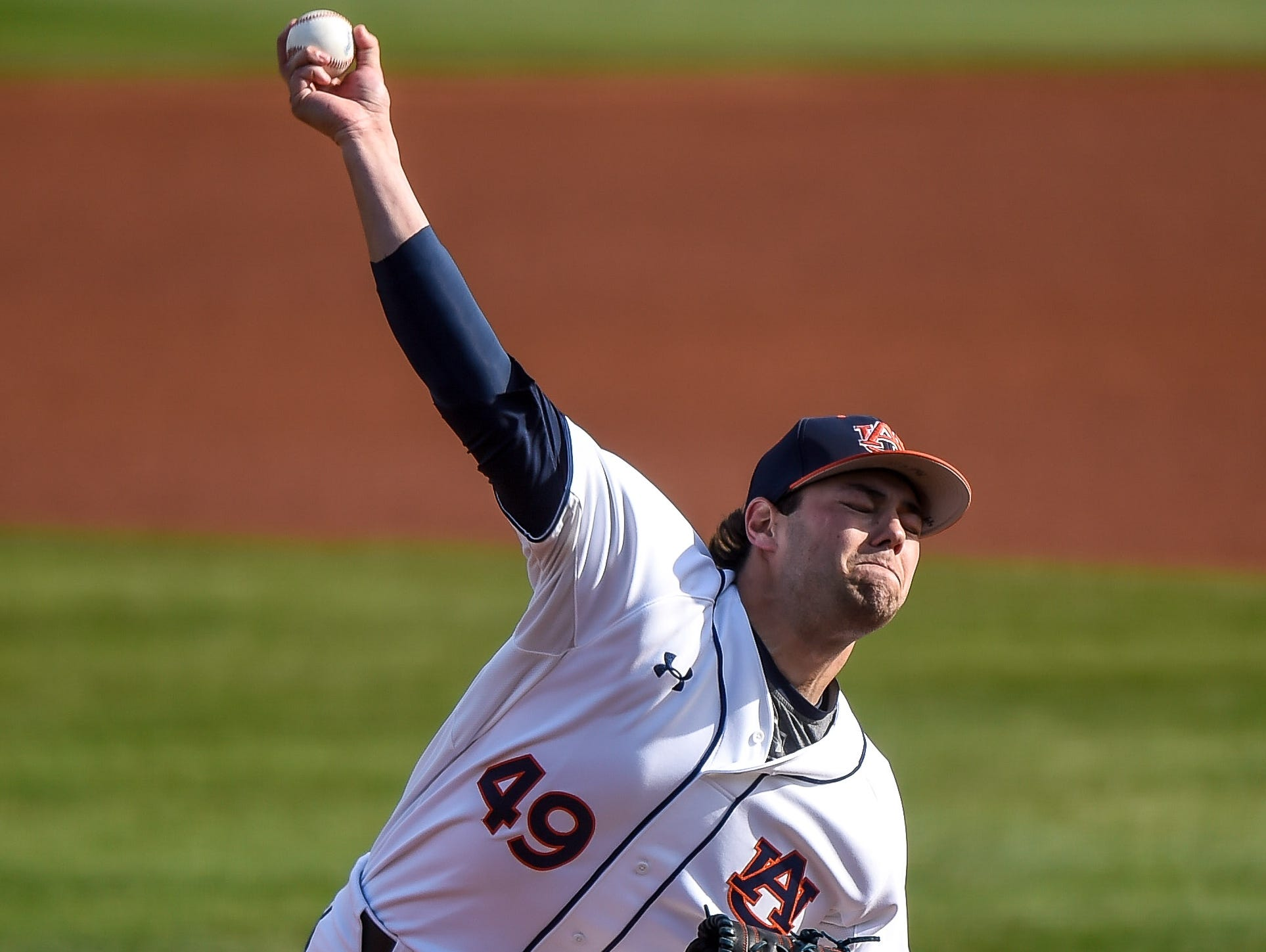 """Prattville's Cole Lipscomb will """"more than likely"""" start for Auburn against Kentucky Tuesday."""