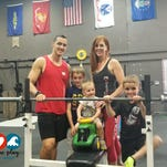 Think.Love.Play. [Manitowoc County]: CrossFit's DiMarco family finds peace on Lakeshore