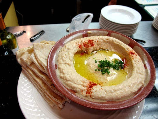 Middle Eastern dishes using eggplant are standard fare