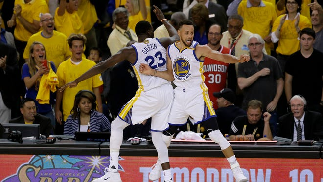 The Golden State Warriors are favored to win their third NBA title in four seasons.