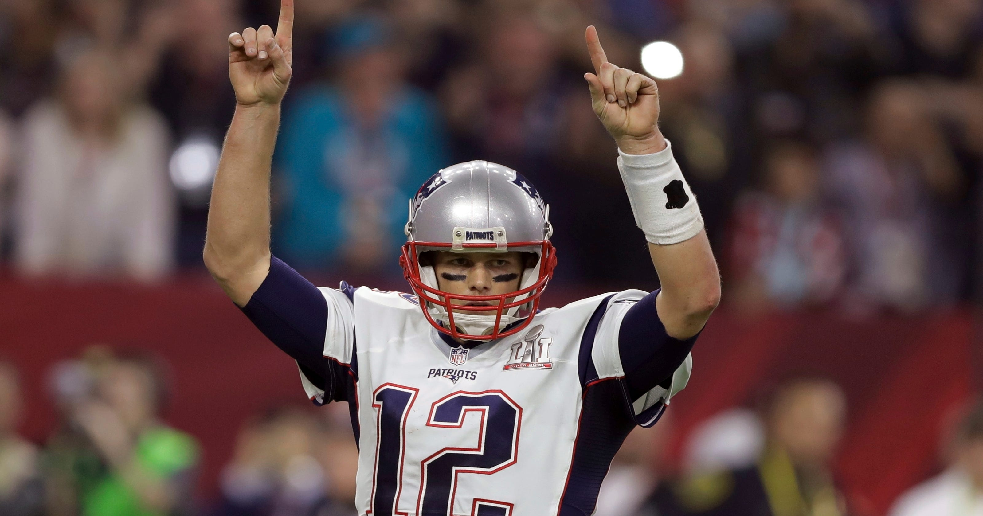 Brady earns 4th Super Bowl MVP trophy with epic comeback 1fb45cd5a