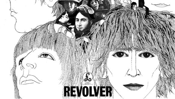 """""""Revolver"""" by The Beatles."""