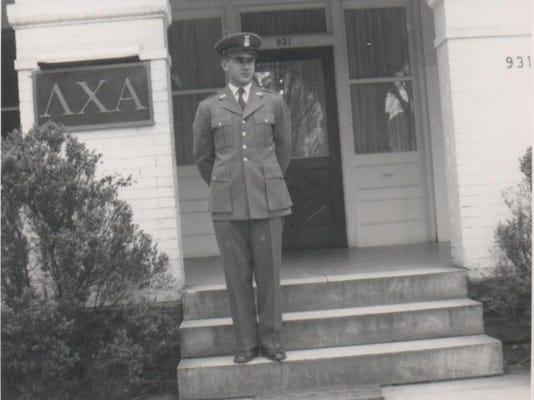 Ernie Johns, 1953, Freshman