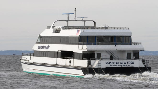Seastreak is offering a new service from Manhattan to Sea Bright on weekends.
