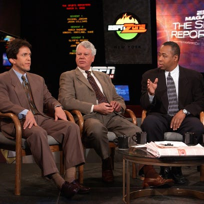 End of ESPN's 'The Sports Reporters' today a farewell to an original