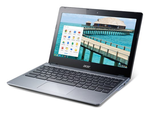 Travel guru Arthur Frommer recommends the Acer Chromebook