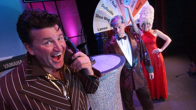 Frank Hermans and his Let Me Be Frank Productions return in 2016 with six comedy musicals, each with a distinctly Wisconsin spin.